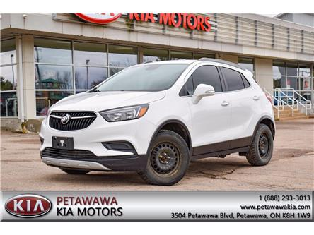 2017 Buick Encore Preferred (Stk: 21076A) in Petawawa - Image 1 of 27