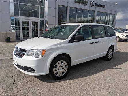 2020 Dodge Grand Caravan SE (Stk: 03308-OC) in Orangeville - Image 1 of 17