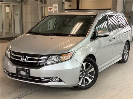 2015 Honda Odyssey Touring (Stk: PL21027A) in Kingston - Image 1 of 30