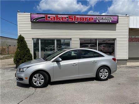 2015 Chevrolet Cruze 1LT (Stk: K9640) in Tilbury - Image 1 of 19