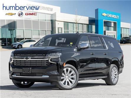 2021 Chevrolet Suburban Premier (Stk: 21SU012) in Toronto - Image 1 of 27