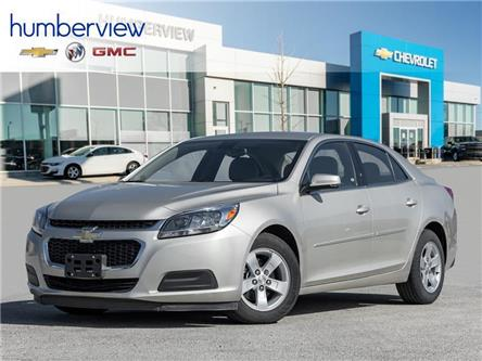 2016 Chevrolet Malibu Limited LS (Stk: 21MB018A) in Toronto - Image 1 of 18