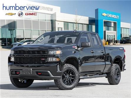 2020 Chevrolet Silverado 1500 Silverado Custom Trail Boss (Stk: 281226DP) in Toronto - Image 1 of 20