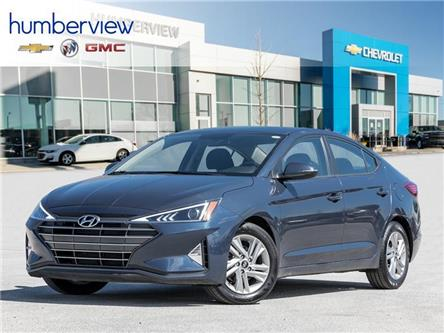 2020 Hyundai Elantra Preferred (Stk: APR9824) in Toronto - Image 1 of 19