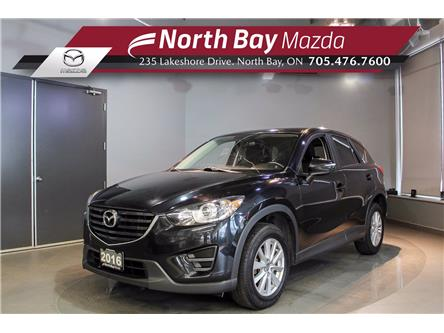 2016 Mazda CX-5 GX (Stk: 21165A) in Sudbury - Image 1 of 22