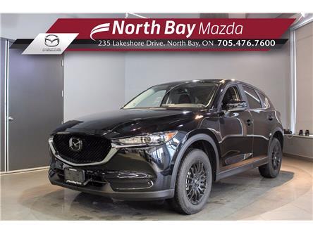 2021 Mazda CX-5 GS (Stk: 2140D) in Sudbury - Image 1 of 22