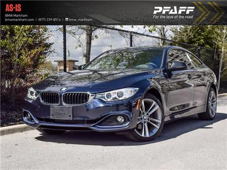 2016 BMW 428i xDrive Gran Coupe (Stk: 38663A) in Markham - Image 1 of 27