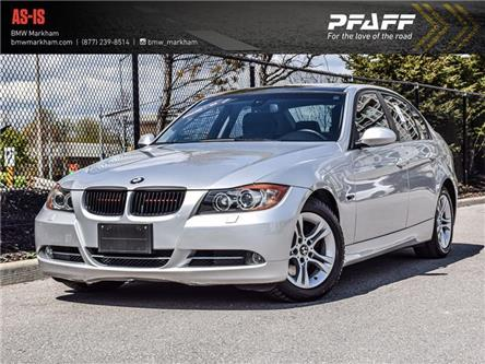 2008 BMW 328 xi (Stk: O14067A) in Markham - Image 1 of 26