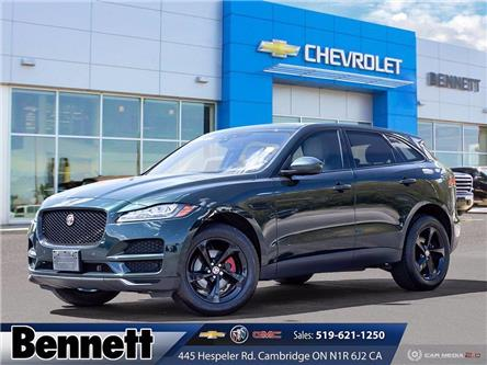 2018 Jaguar F-PACE 20d Prestige (Stk: 210622A) in Cambridge - Image 1 of 27