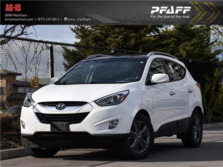 2015 Hyundai Tucson Limited (Stk: U13965A) in Markham - Image 1 of 22