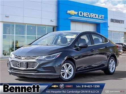 2017 Chevrolet Cruze LT Auto (Stk: 210214A) in Cambridge - Image 1 of 27
