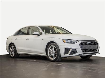 2020 Audi A4 2.0T Progressiv (Stk: 53379) in Ottawa - Image 1 of 20