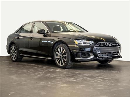 2020 Audi A4 2.0T Komfort (Stk: 53436) in Ottawa - Image 1 of 21