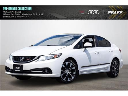 2013 Honda Civic Si (Stk: T19632A) in Woodbridge - Image 1 of 24