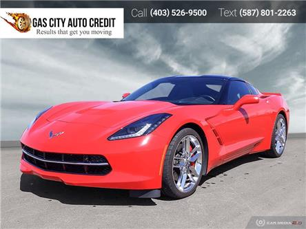 2017 Chevrolet Corvette Stingray Z51 (Stk: MC1003A) in Medicine Hat - Image 1 of 25