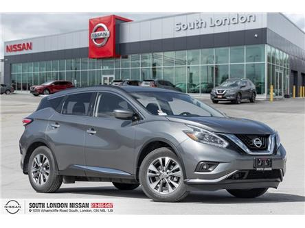 2018 Nissan Murano SV (Stk: Y21024-1) in London - Image 1 of 21
