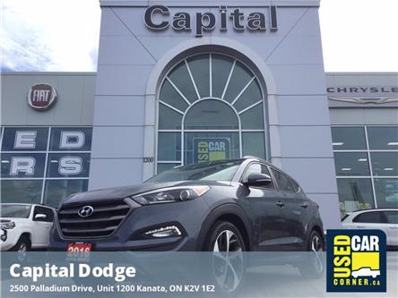 2016 Hyundai Tucson Limited (Stk: M00145A) in Kanata - Image 1 of 24