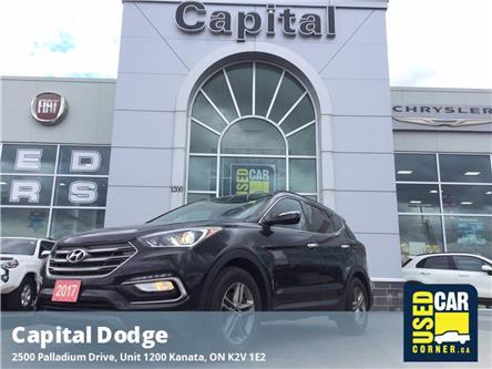 2017 Hyundai Santa Fe Sport 2.4 Premium (Stk: L00467A) in Kanata - Image 1 of 24