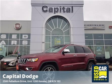 2020 Jeep Grand Cherokee Limited (Stk: P3051) in Kanata - Image 1 of 26