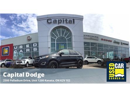2018 Ford Edge SEL (Stk: M00321A) in Kanata - Image 1 of 26