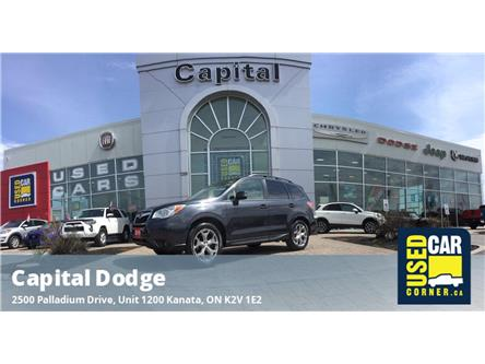 2016 Subaru Forester 2.5i Limited Package (Stk: P3153) in Kanata - Image 1 of 26