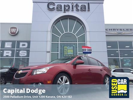 2014 Chevrolet Cruze 2LT (Stk: L00755A) in Kanata - Image 1 of 20
