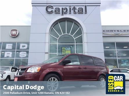 2017 Dodge Grand Caravan CVP/SXT (Stk: L00527A) in Kanata - Image 1 of 22