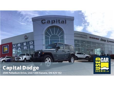 2014 Jeep Wrangler Unlimited Sport (Stk: M00012A) in Kanata - Image 1 of 19