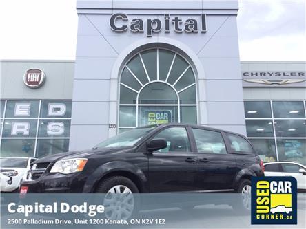 2018 Dodge Grand Caravan CVP/SXT (Stk: P3080) in Kanata - Image 1 of 20
