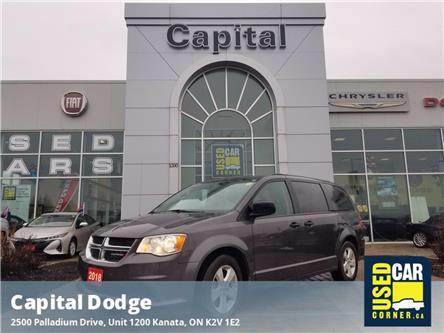 2018 Dodge Grand Caravan CVP/SXT (Stk: P3056) in Kanata - Image 1 of 17