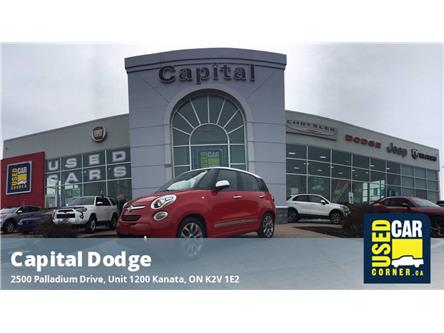 2014 Fiat 500L Lounge (Stk: M00234B) in Kanata - Image 1 of 27