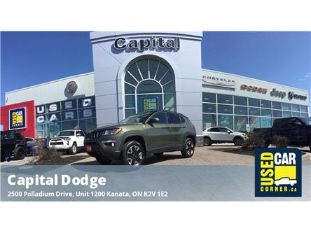2018 Jeep Compass Trailhawk (Stk: M00328A) in Kanata - Image 1 of 25