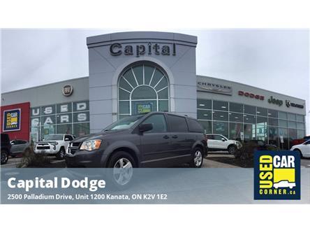 2017 Dodge Grand Caravan CVP/SXT (Stk: P3150A) in Kanata - Image 1 of 21