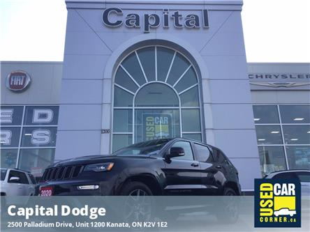 2020 Jeep Grand Cherokee Limited (Stk: P3139) in Kanata - Image 1 of 28
