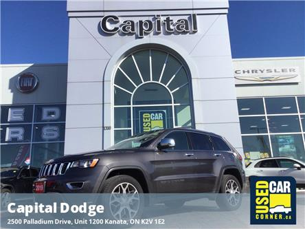 2020 Jeep Grand Cherokee Limited (Stk: P3119) in Kanata - Image 1 of 27