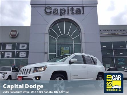 2016 Jeep Compass Sport/North (Stk: M00164A) in Kanata - Image 1 of 25