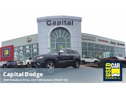 2014 Jeep Grand Cherokee Limited (Stk: P3126A) in Kanata - Image 1 of 27