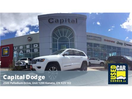 2018 Jeep Grand Cherokee Limited (Stk: P3161) in Kanata - Image 1 of 27