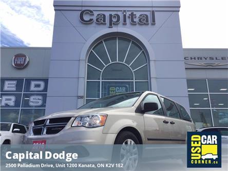 2016 Dodge Grand Caravan SE/SXT (Stk: P3078) in Kanata - Image 1 of 19