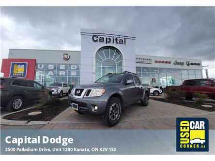 2019 Nissan Frontier PRO-4X (Stk: M00112A) in Kanata - Image 1 of 23