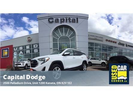 2019 GMC Terrain SLE (Stk: P3160) in Kanata - Image 1 of 24