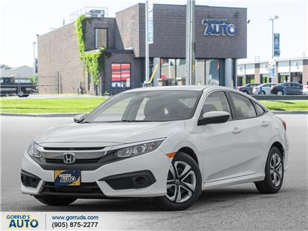 2017 Honda Civic LX (Stk: 039747) in Milton - Image 1 of 19