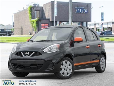 2016 Nissan Micra SV (Stk: 253845) in Milton - Image 1 of 18