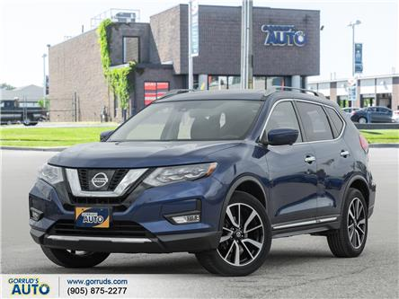 2017 Nissan Rogue SV (Stk: 807763) in Milton - Image 1 of 22