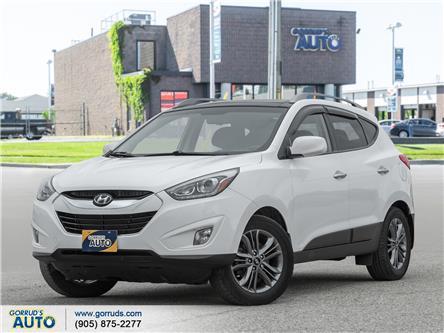 2015 Hyundai Tucson Limited (Stk: 108021) in Milton - Image 1 of 21