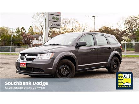 2014 Dodge Journey CVP/SE Plus (Stk: 9229521) in OTTAWA - Image 1 of 21