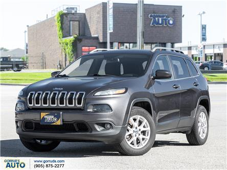 2016 Jeep Cherokee North (Stk: 365848) in Milton - Image 1 of 20