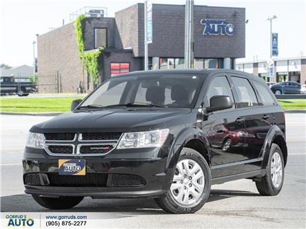 2015 Dodge Journey CVP/SE Plus (Stk: 605237) in Milton - Image 1 of 18