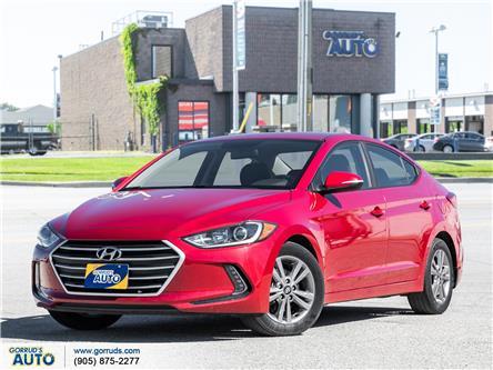 2018 Hyundai Elantra GL (Stk: 638514) in Milton - Image 1 of 19