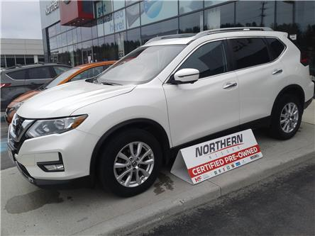 2017 Nissan Rogue SV (Stk: 11919A) in Sudbury - Image 1 of 11